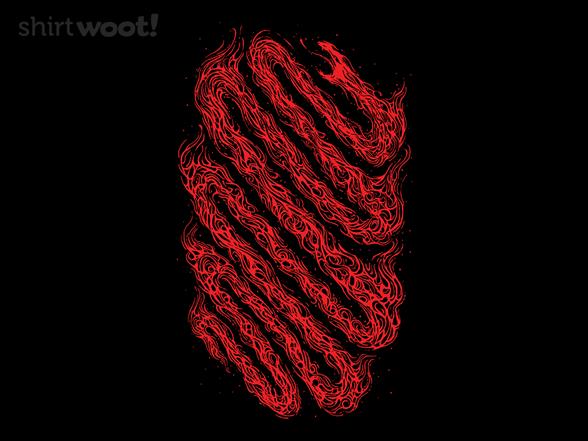 Fire Snake T Shirt