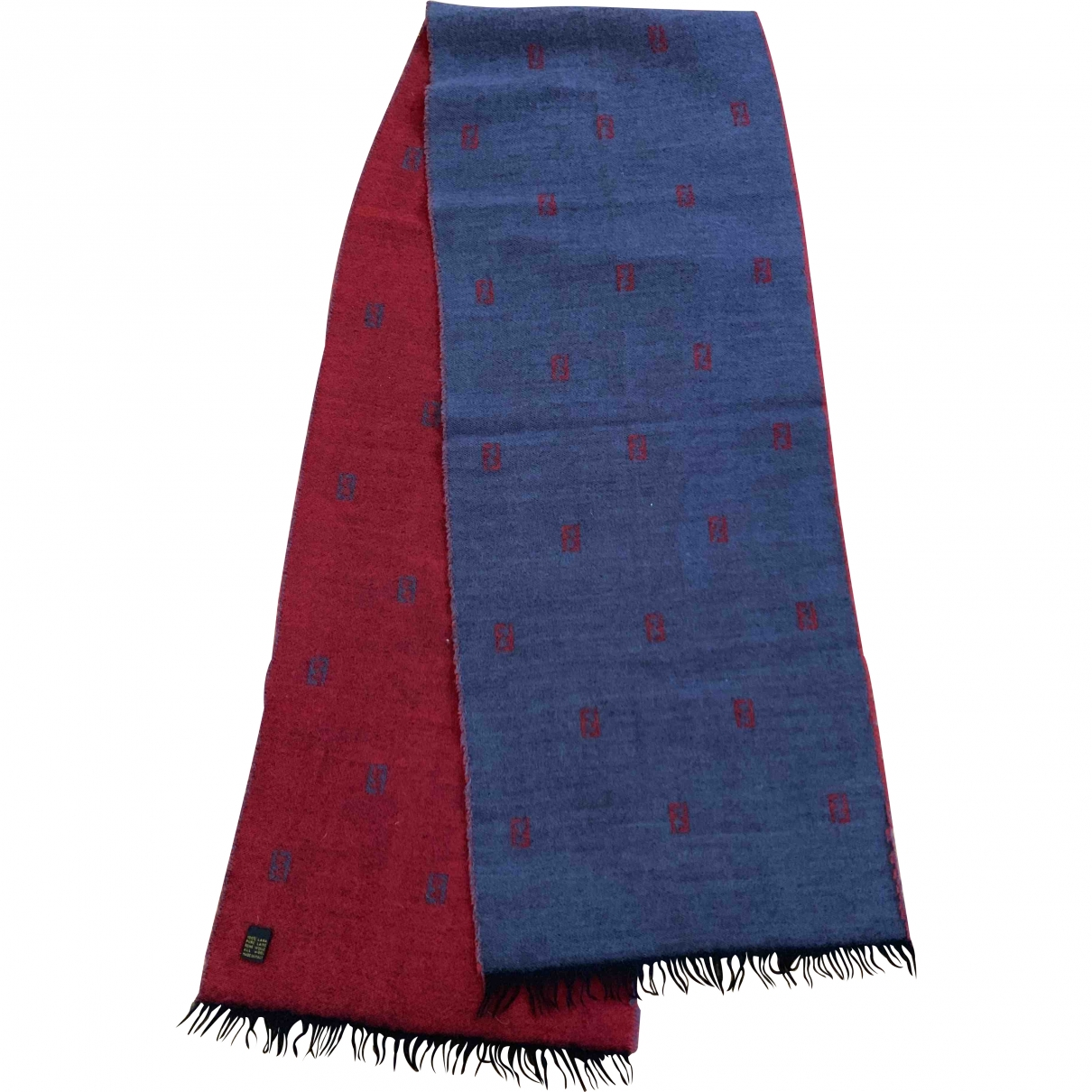 Fendi \N Multicolour Wool scarf & pocket squares for Men \N