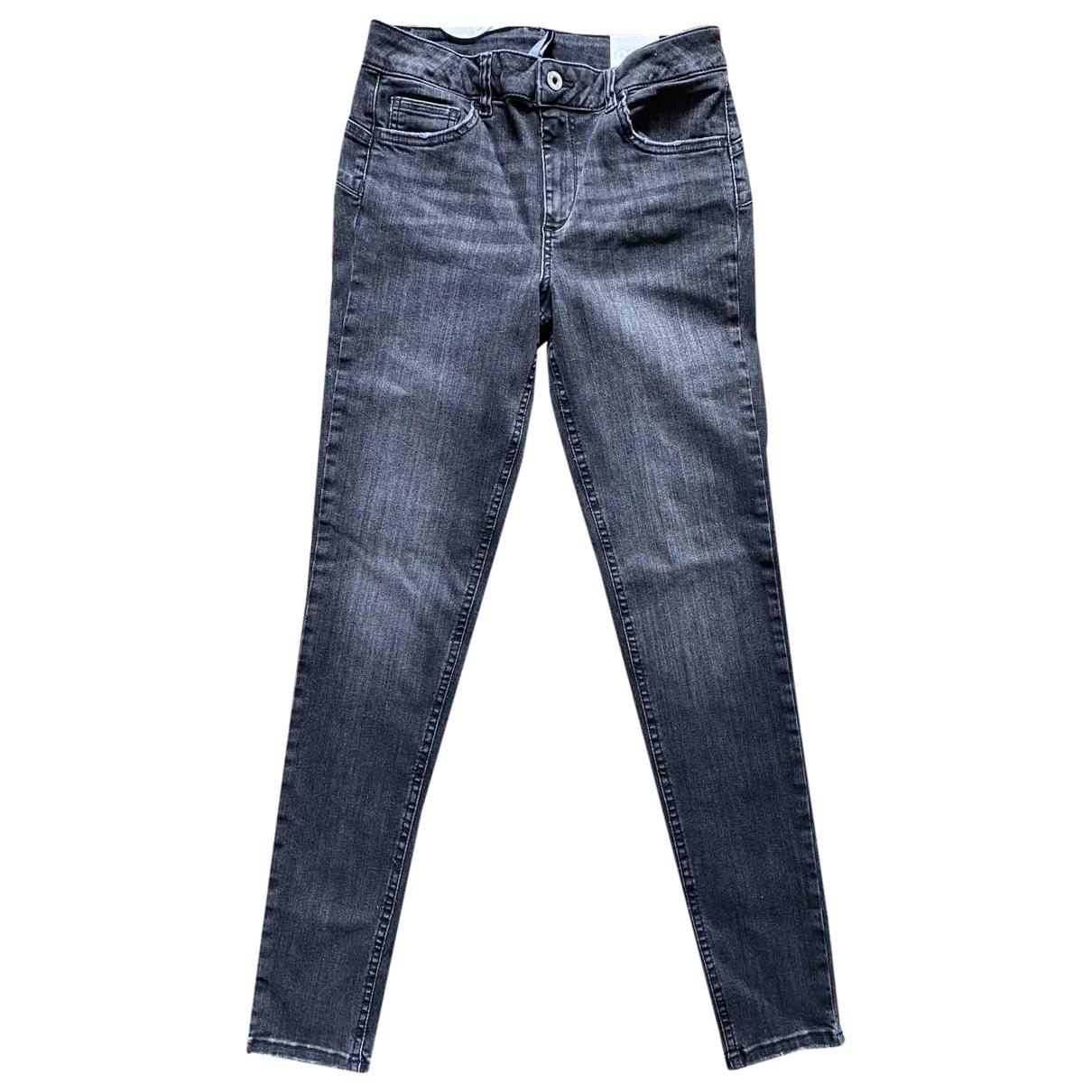 Liu.jo \N Black Cotton - elasthane Jeans for Women 29 US