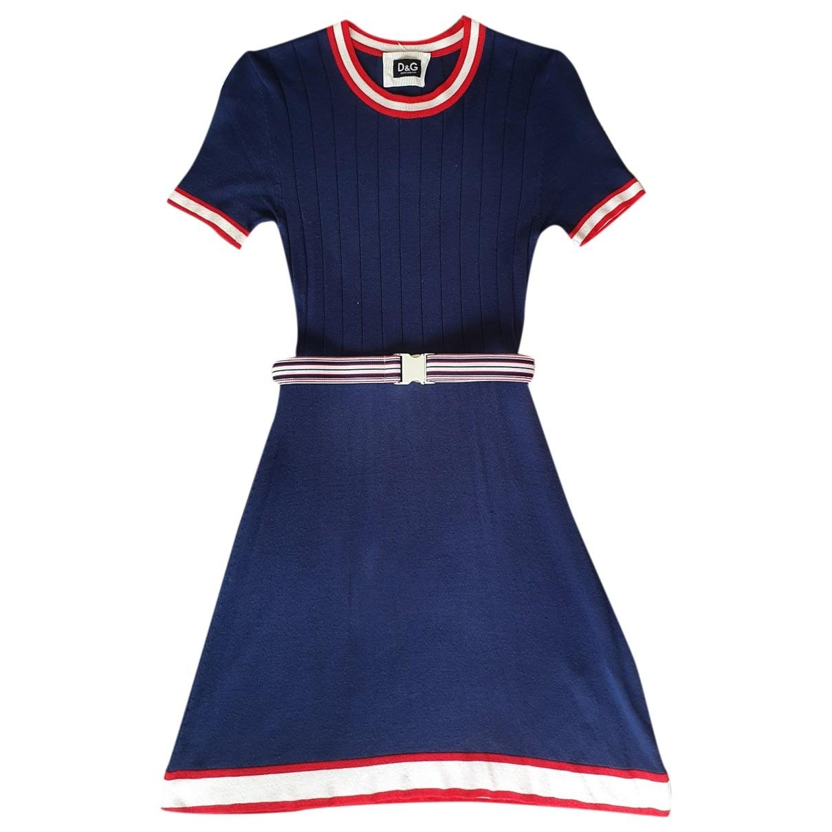 D&g \N Blue dress for Women 38 IT