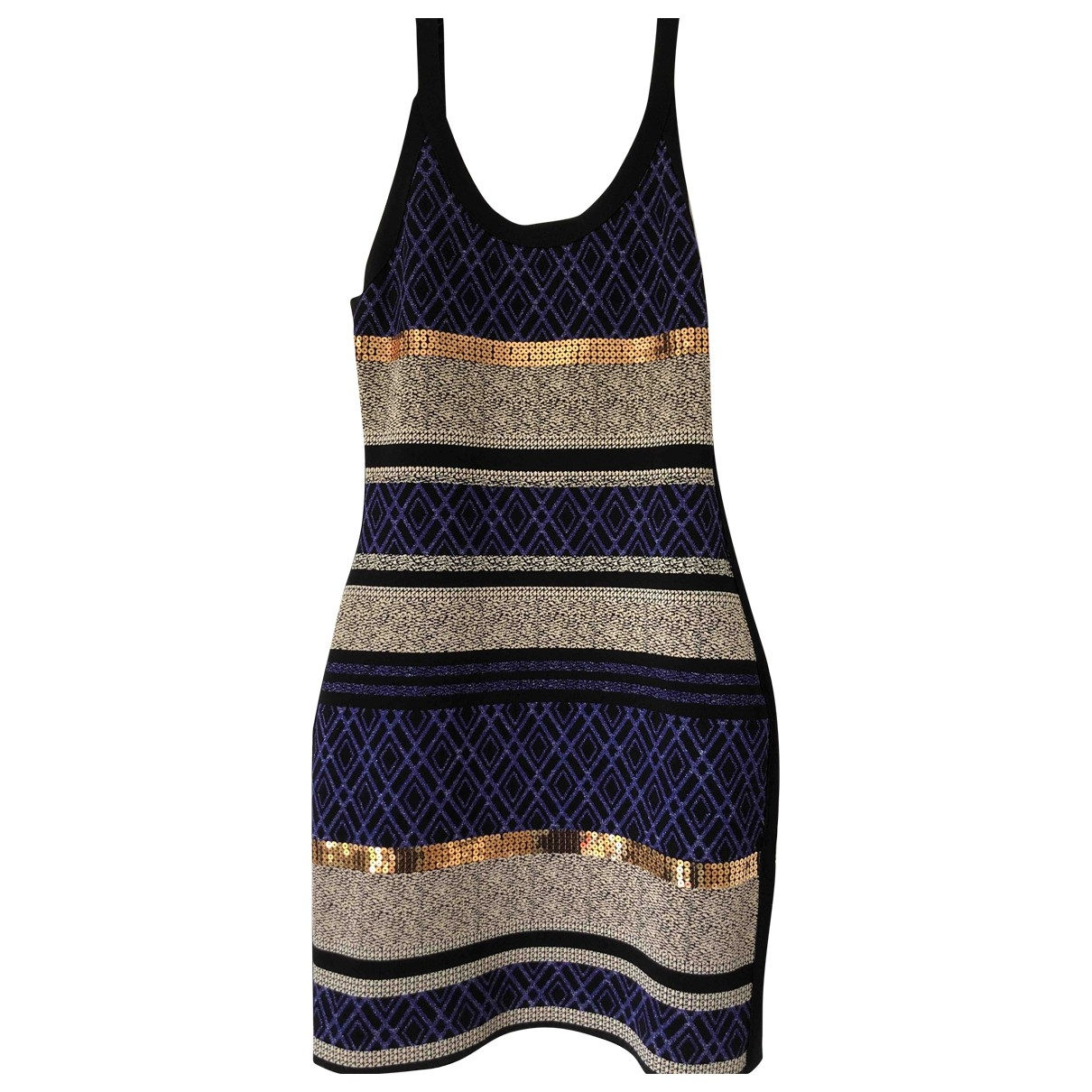 Non Sign?? / Unsigned \N Multicolour dress for Women 36 FR
