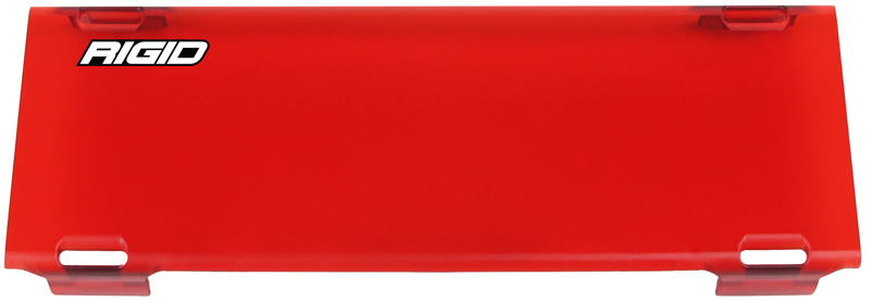 11 Inch Light Cover Red RDS-Series Pro RIGID Industries