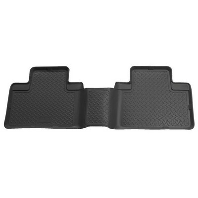 Husky Liners Classic Style Rear Floor Liner (Black) - 65571