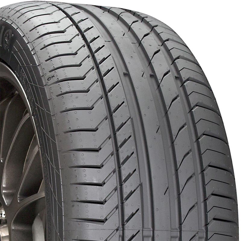 Continental 03562070000 Sport Contact 5 Tire 245/50 R18 100Y SL BSW N0
