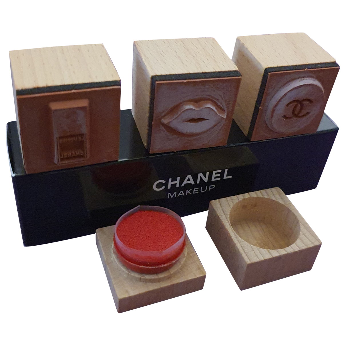 Chanel \N Multicolour Wood Home decor for Life & Living \N