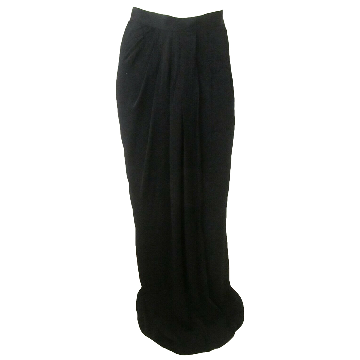 Alexander Mcqueen \N Black skirt for Women 42 IT