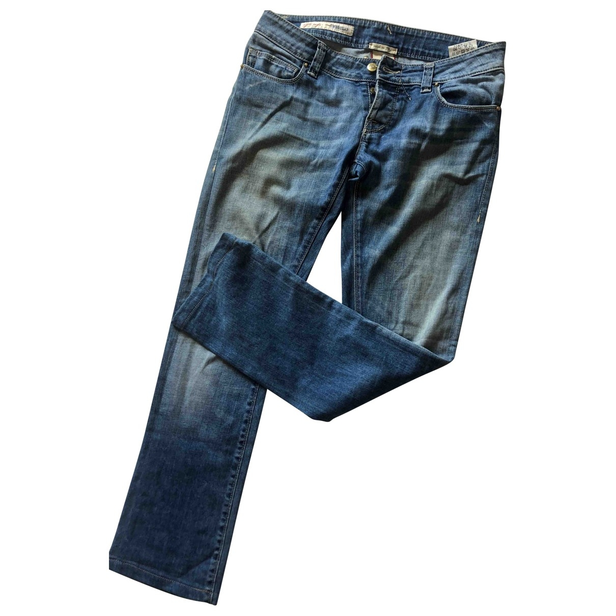 Cycle \N Blue Denim - Jeans Jeans for Women 25 US
