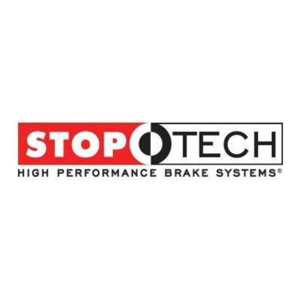 StopTech 227.61089L Select Sport Drilled and Slotted Brake Rotor; Front Left Ford Mustang Front Right 2007-2014