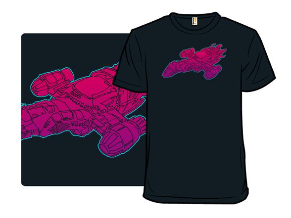 Serene Machine T Shirt