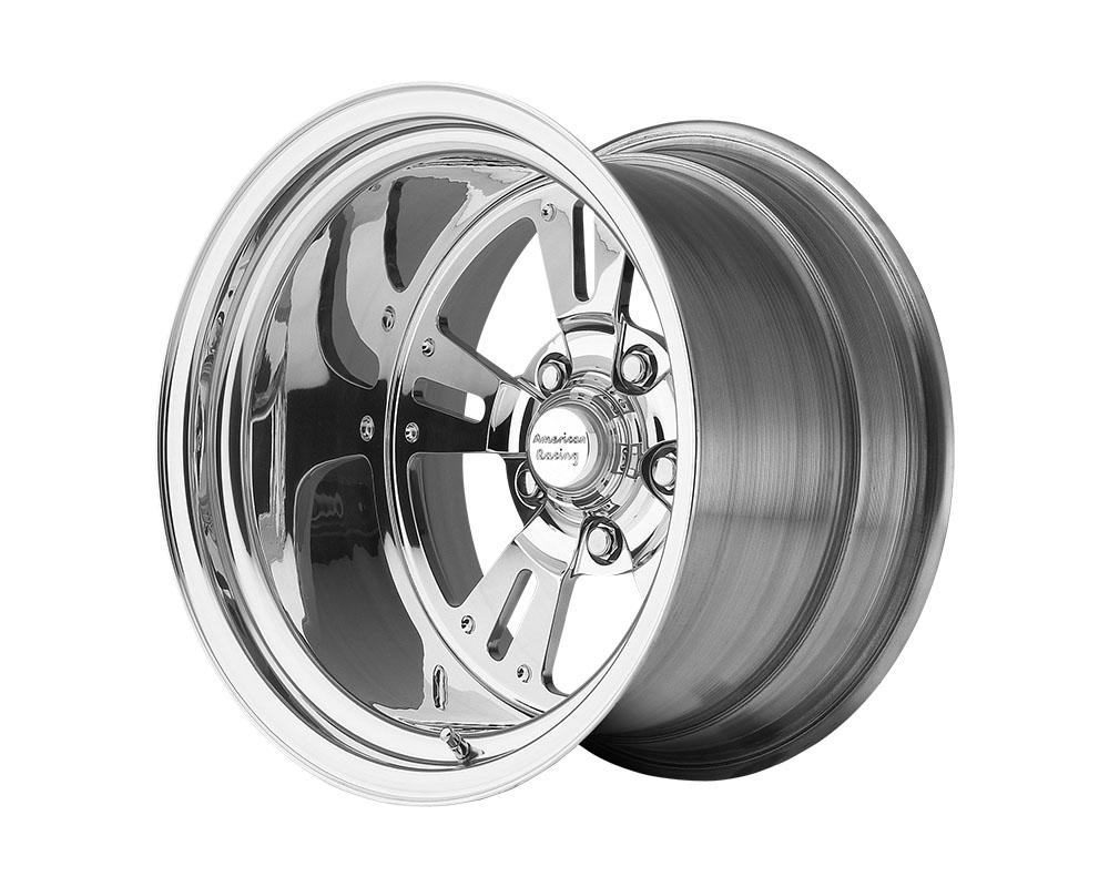 American Racing Forged VF480 Wheel 20x15 Blank +0mm Polished