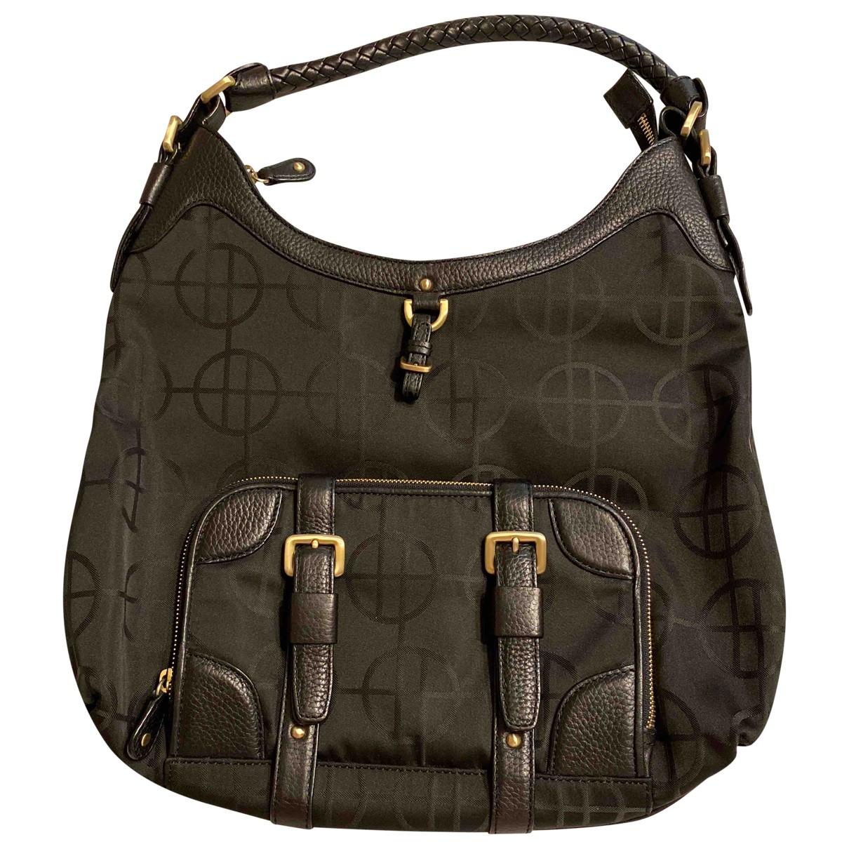 Hugo Boss \N Black Cloth handbag for Women \N