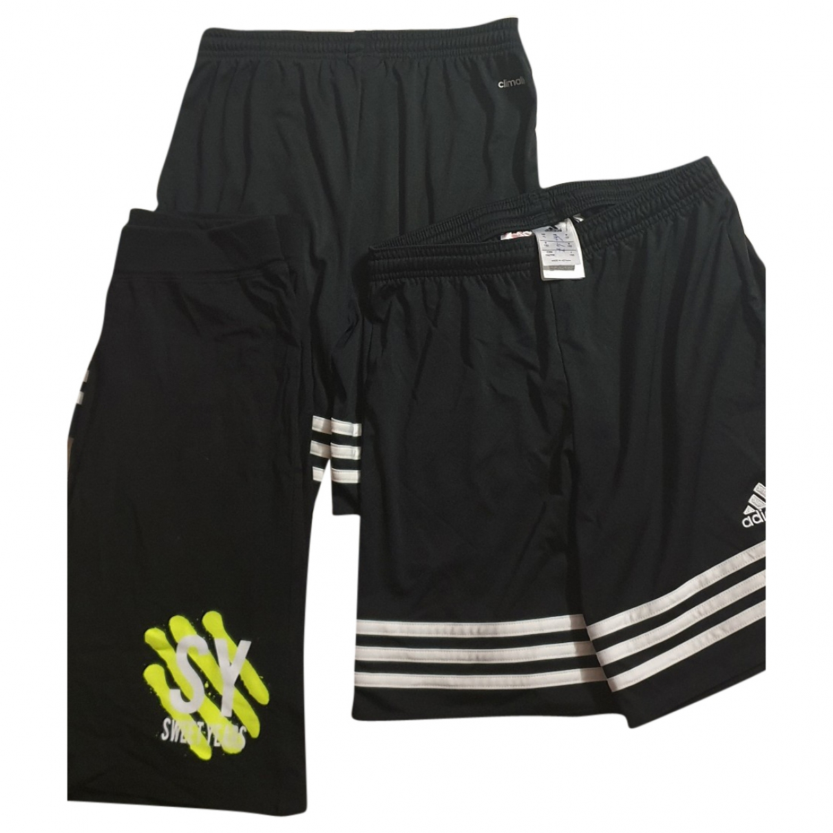 Adidas \N Black Shorts for Kids 12 years - XS UK