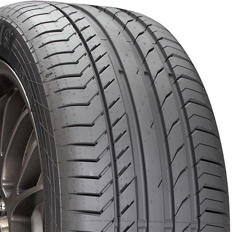 Continental 03576190000 Sport Contact 5 CSI Tire 275/45 R21 110YxL BSW LR