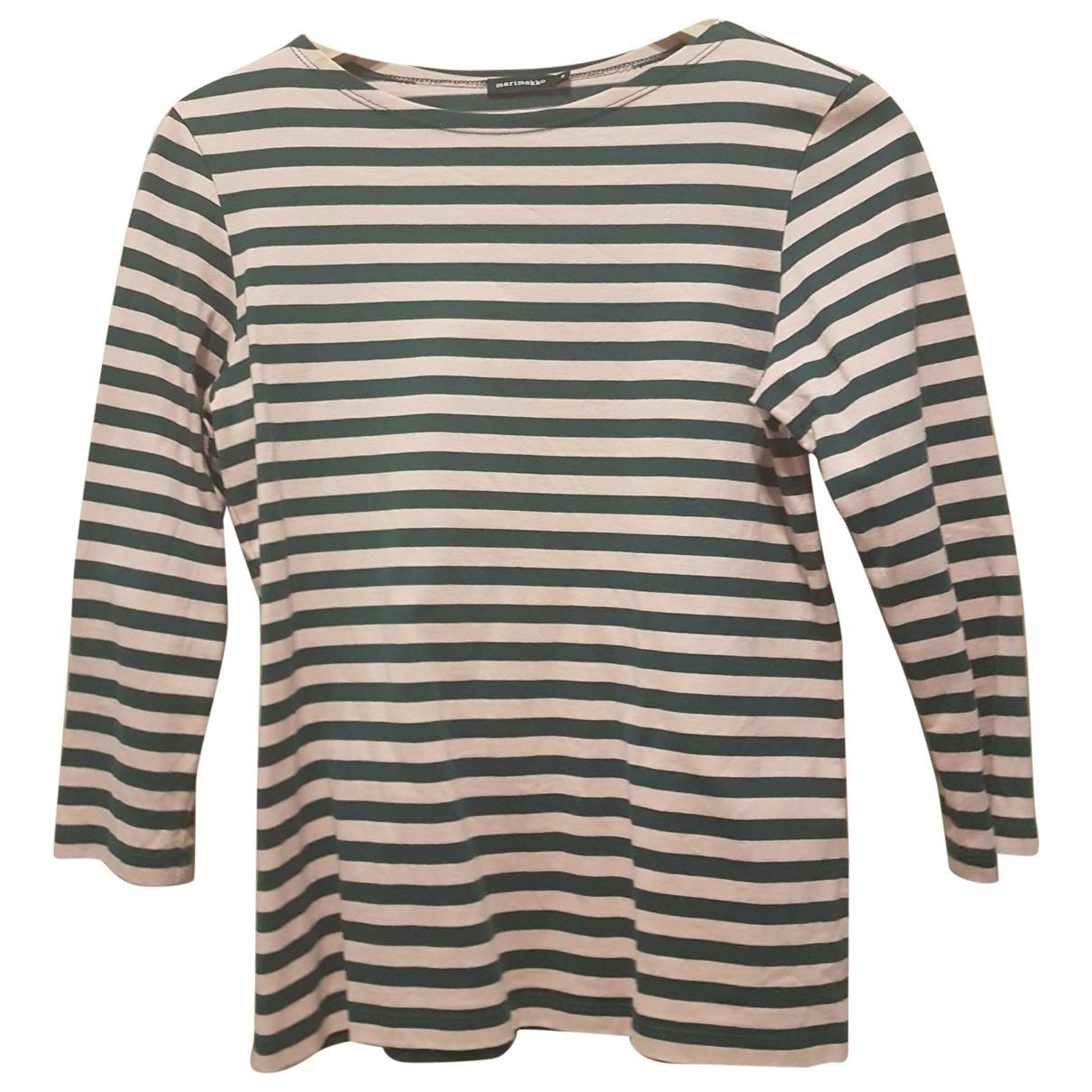 Marimekko \N Multicolour Cotton  top for Women XS International