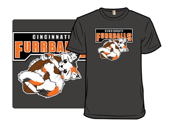 Cincinnati Furrballs T Shirt