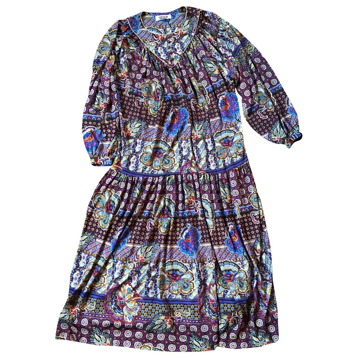 Rodier \N Multicolour dress for Women 40 FR