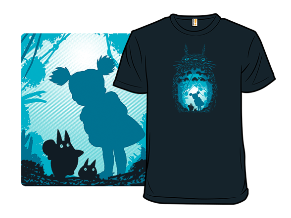 Forest Spirits T Shirt