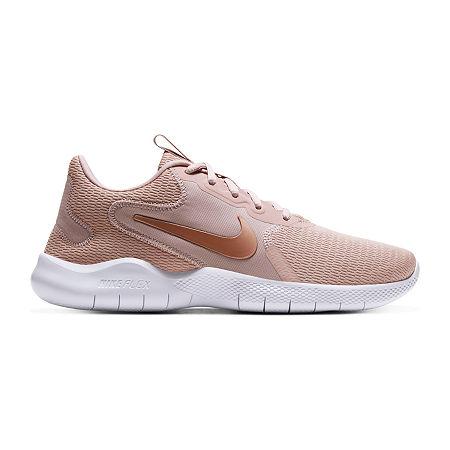Nike Flex Experience RN 9 Womens Running Shoes, 7 1/2 Medium, Beige