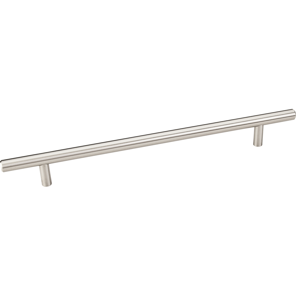 Naples Pull, 224 mm C/C, Finish  -Satin Nickel