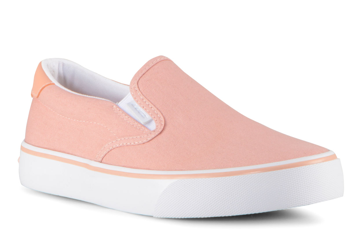 Women's Bandit Oxford Sneaker (Choose Your Color: ROSE/WHITE, Choose Your Size: 5.5)