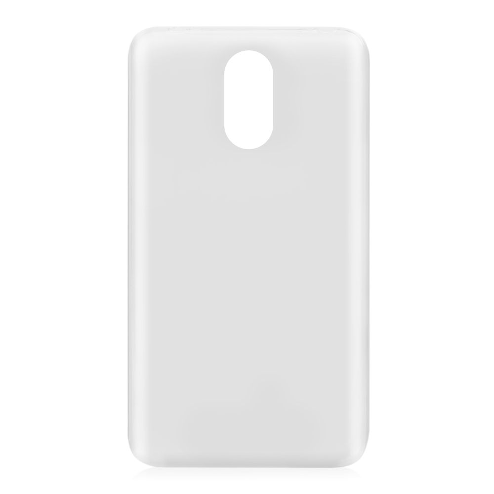 Soft Case Protective Phone Shell Back Cover TPU Phone Case For For Xiaomi Redmi Pro 5.5inch - Transparent