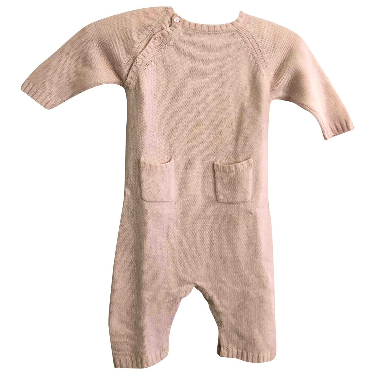 Bonpoint \N Pink Cashmere Outfits for Kids 6 months - up to 67cm