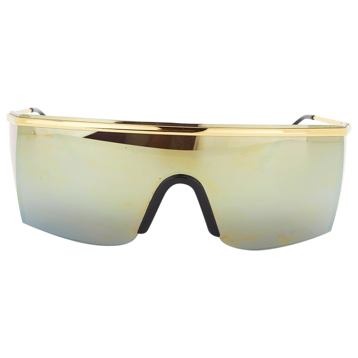 Gianni Versace \N Silver Sunglasses for Women \N