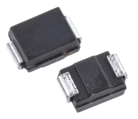STMicroelectronics SMB6F16AY, Uni-Directional TVS Diode, 600W, 2-Pin SMB Flat (DO221-AA) (5000)