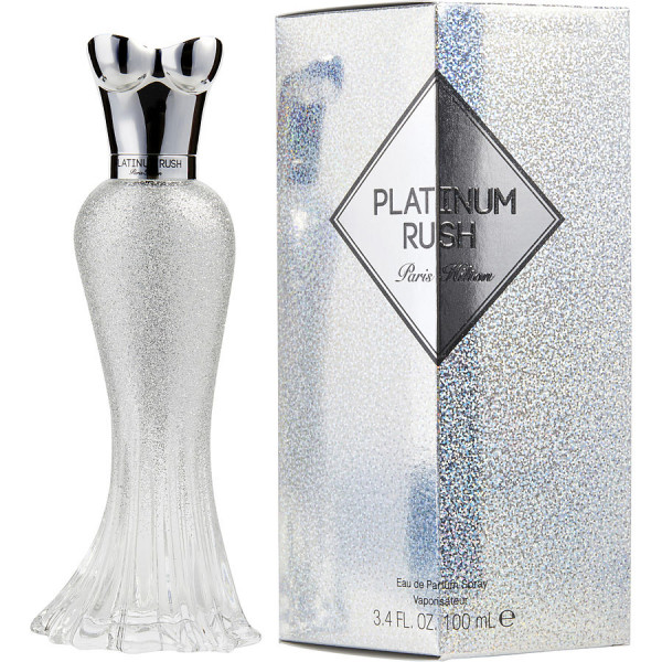 Paris Hilton - Platinum Rush : Eau de Parfum Spray 3.4 Oz / 100 ml