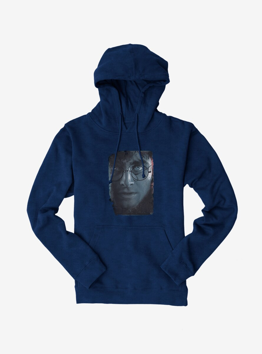 Harry Potter Close Up Potter Hoodie