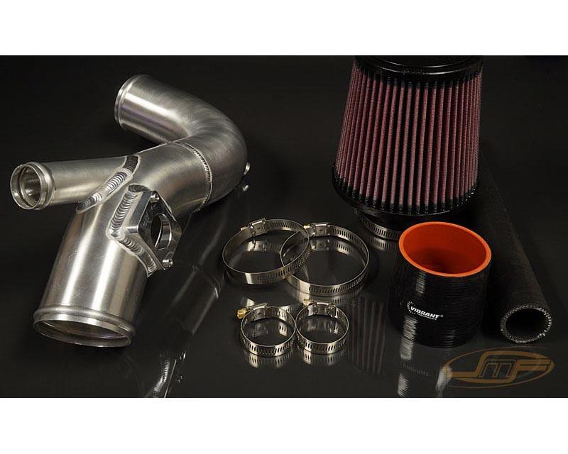 JM Fabrications EVOX-INTAPIPE-00-R EVO 10 3 Inch intake pipe kit w/ BOV recirc