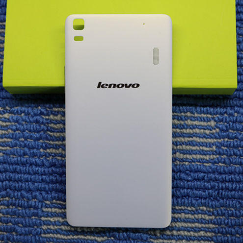 High Quality Hand Case Back Shell for Lenovo lemon K3 NOTE - White