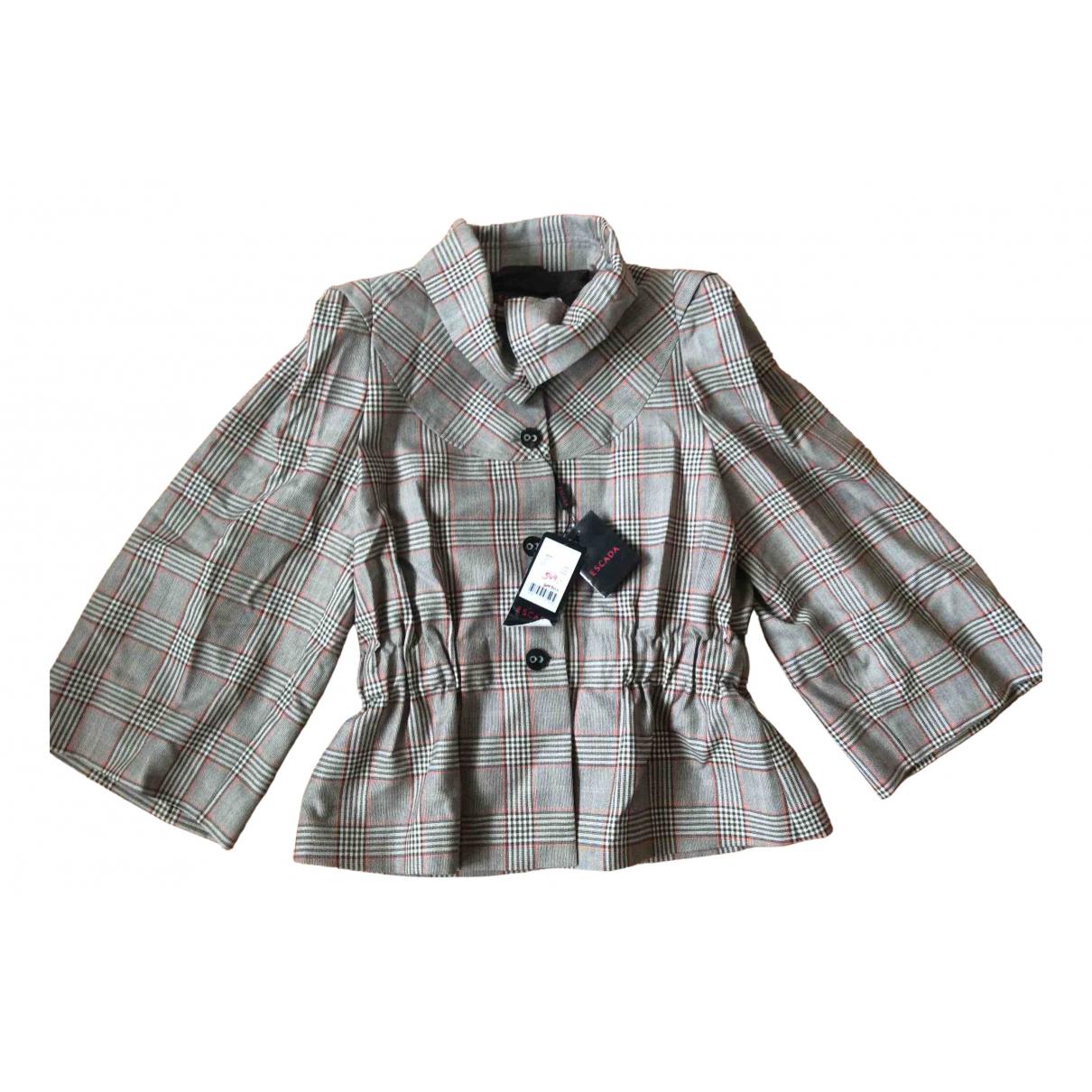 Escada \N Wool jacket for Women M International