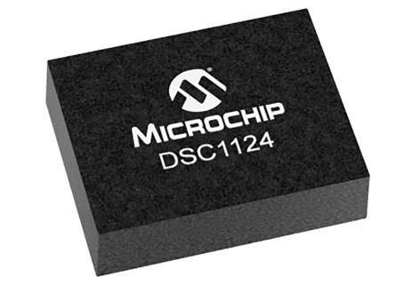 Microchip 100MHz MEMS Oscillator, 6-Pin CDFN, DSC1124BI1-100.0000T (1000)