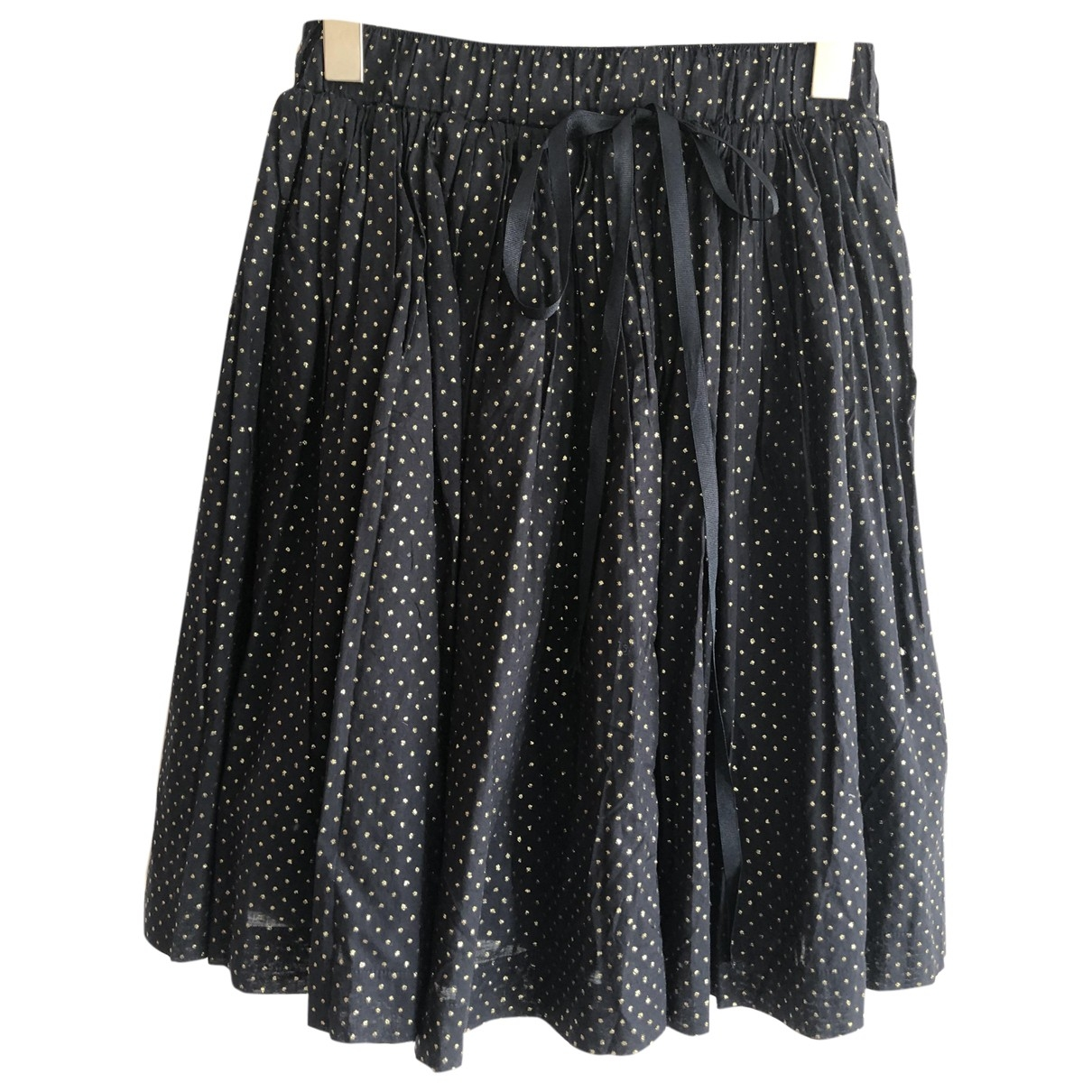 Cyrillus \N Black Cotton skirt for Kids 14 years - S FR