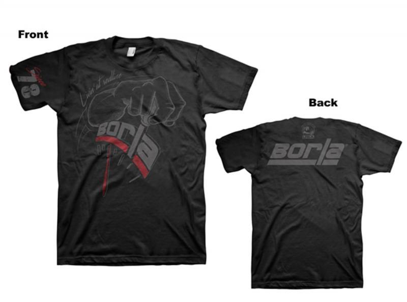 Borla Shirt