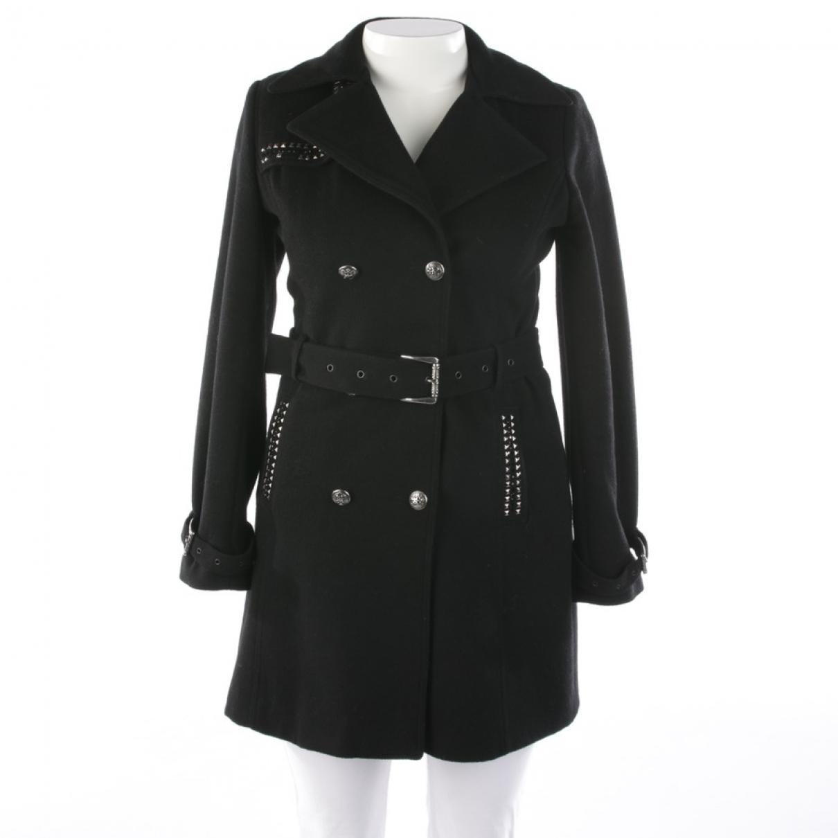 Faith Connexion \N Black Wool coat for Women L