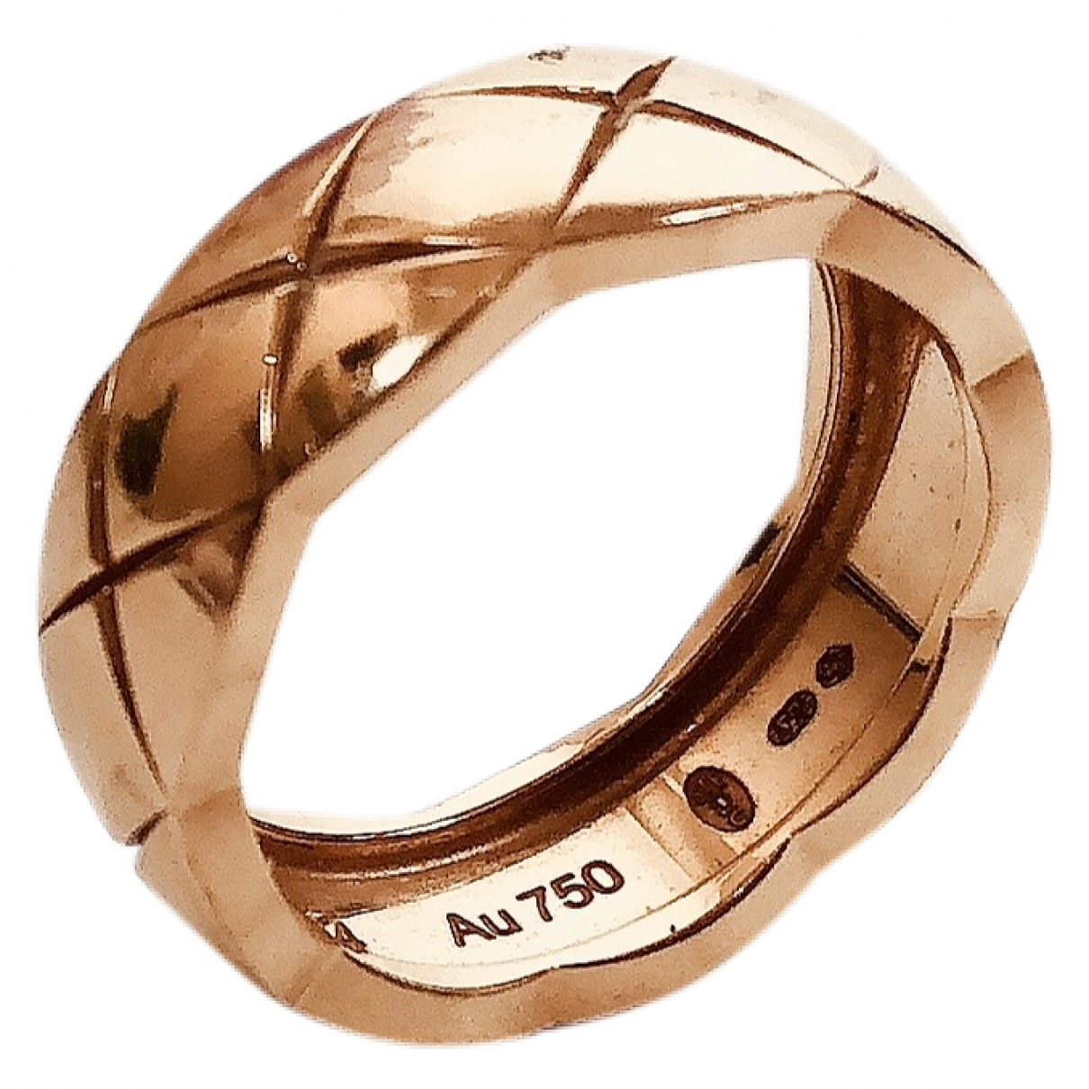 Chanel Coco Crush Gold Yellow gold ring for Women \N