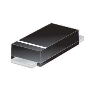 DiodesZetex Diodes Inc 45V 3A, Schottky Diode, 2-Pin SMAF B345AF-13 (10000)