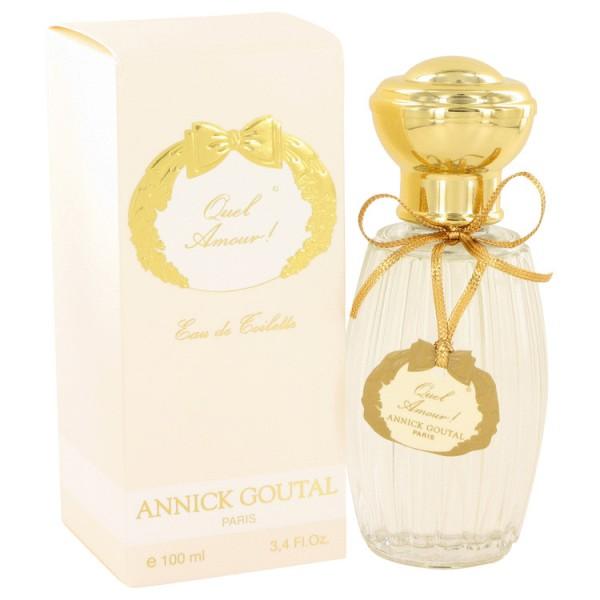 Annick Goutal - Quel Amour ! : Eau de Toilette Spray 3.4 Oz / 100 ml