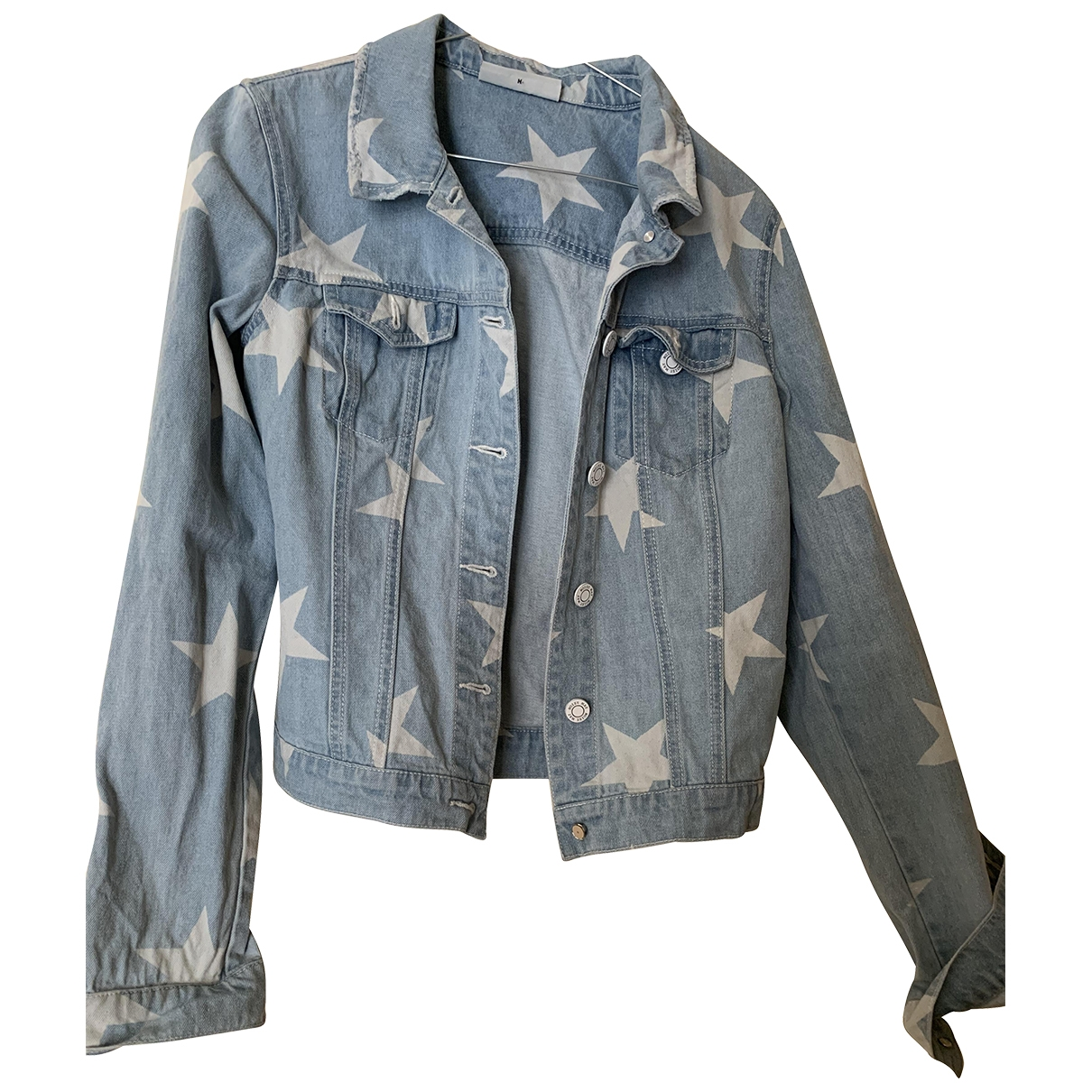 Non Signé / Unsigned \N Denim - Jeans jacket for Women M International