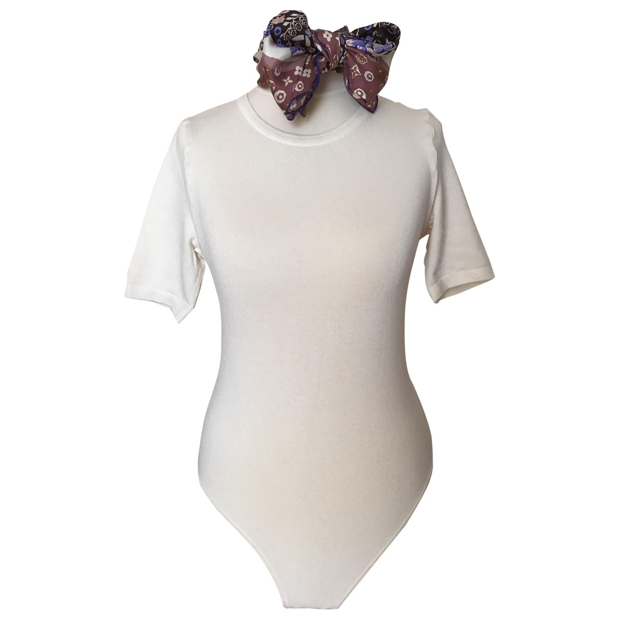 Wolford \N Beige Silk  top for Women S International