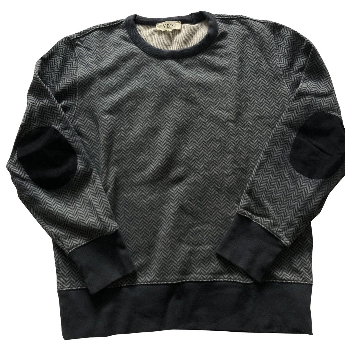 Ymc \N Blue Cotton Knitwear & Sweatshirts for Men L International