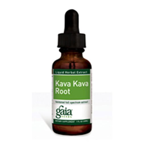 Kava Kava Root 4 oz by Gaia Herbs