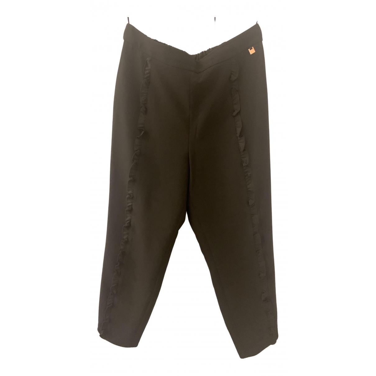 Ted Baker \N Black Trousers for Women 3 0-5