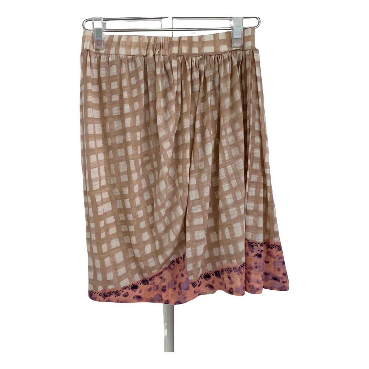 Tsumori Chisato \N Multicolour Wool skirt for Women 3 0-5
