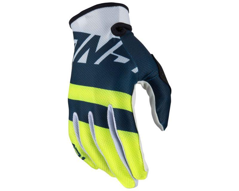 Answer 444815 AR1 Voyd Gloves Midnight Hyper Acid White MG