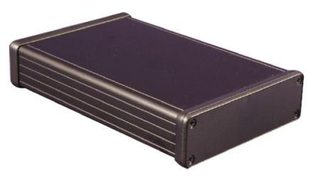 Hammond 1455, Black Aluminium Enclosure, 160 x 103 x 30.5mm