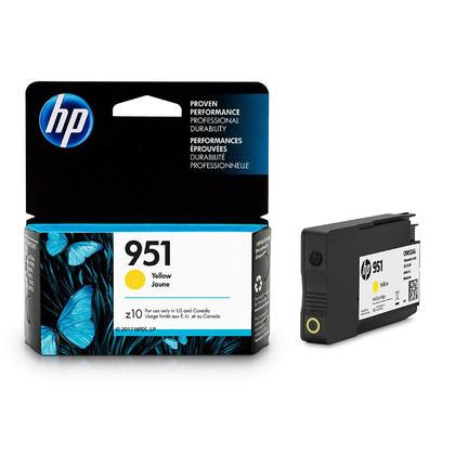 HP 951 CN052AN cartouche d'encre originale jaune
