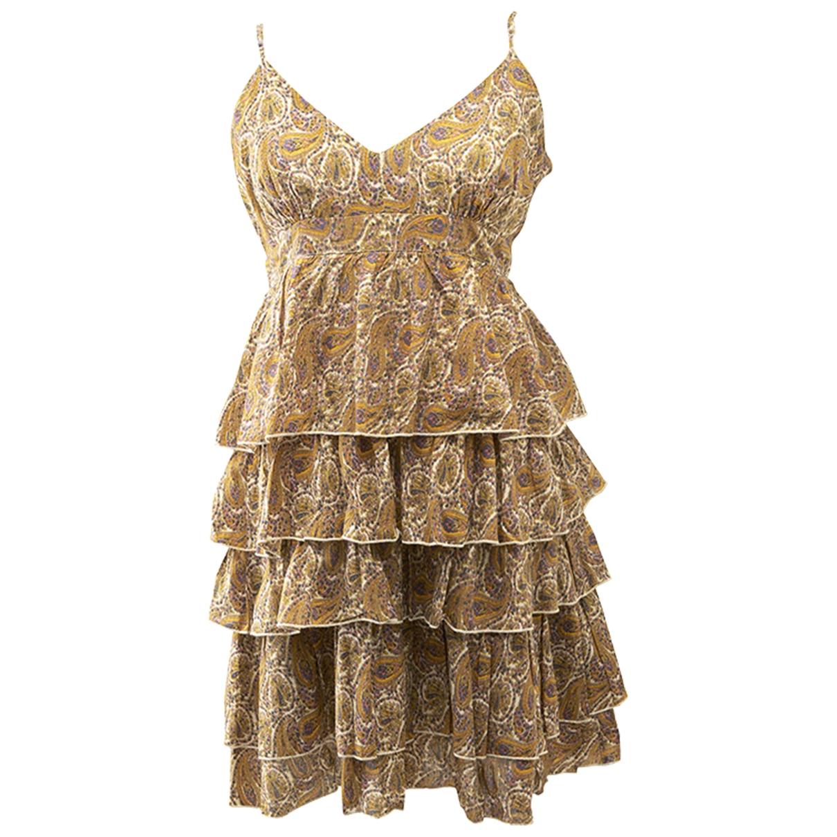 Essentiel Antwerp \N Cotton dress for Women M International